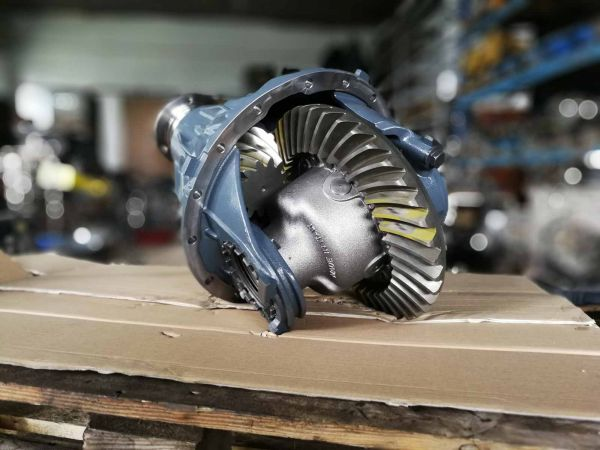 HL6 Differential Mercedes Benz Actros